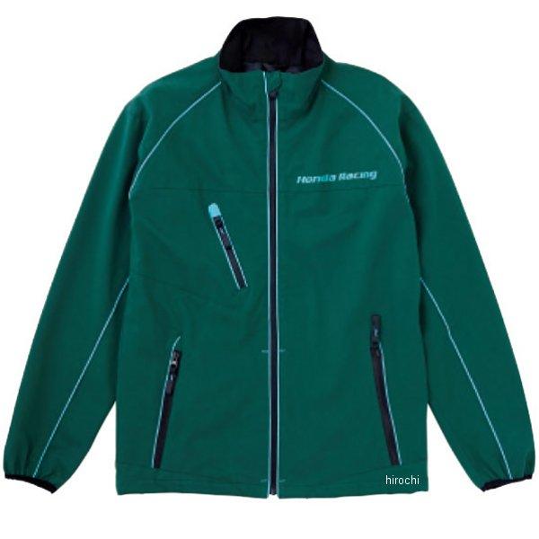 ホンダ純正 秋冬モデル ウィンドストップ・レイヤードジャケット 緑 3Lサイズ 0SYEX-X5N-A JP店