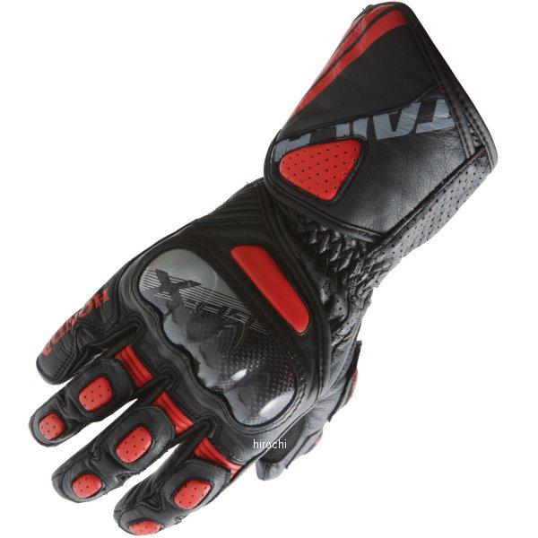 ホンダ純正 Honda×RSタイチ GP-X レーシンググローブ 黒/赤 3Lサイズ 0SYTP-Y6A-R JP店