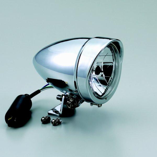 ハリケーン ロード系 ヘッドライトキット 4.5マルチスリムヘッドライト ・グラストラッカー/ビッグボーイ/バ HA5619 JP店