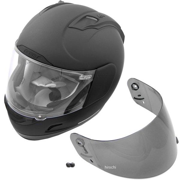 【USA在庫あり】 アイコン ICON ヘルメット アライアンス DARK XSサイズ (53cm-54cm) 0101-6642 JP店
