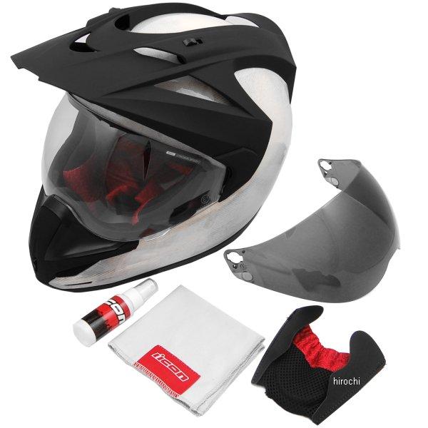 【USA在庫あり】 アイコン ICON ヘルメット VAR コンストラクト 2XLサイズ (63cm-64cm) 0101-5900 JP店