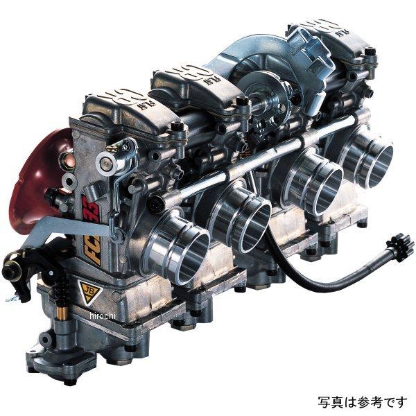 JBパワー ビトーR&D FCRキャブレターキット φ39 ホリゾンタル ZRX1200R ブラックアルマイト 304A39-126 JP店