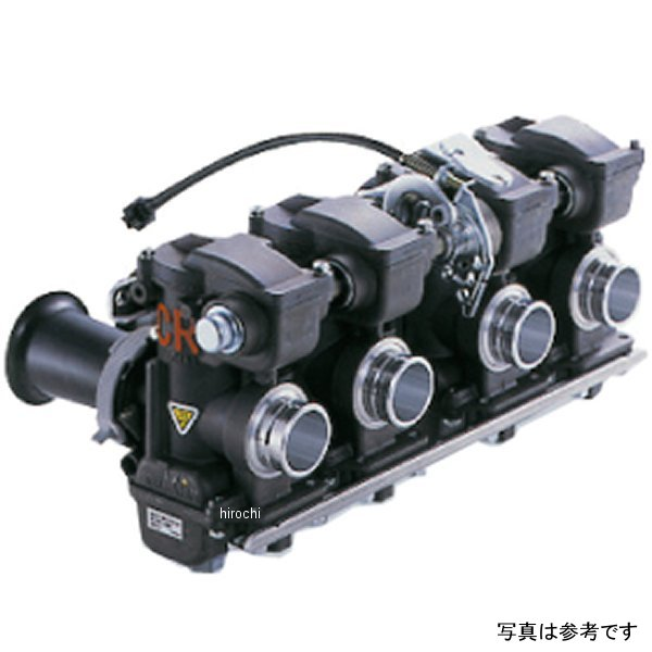 JBパワー ビトーR&D CRSキャブレターキット φ29 Z750FX-、Z750FX- ブラックアルマイト 404A29-117 JP店