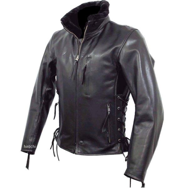 1134 カドヤ KADOYA シングルライダース Through Ride EVO レザー B 黒 LLサイズ 1134-BK-LL JP店