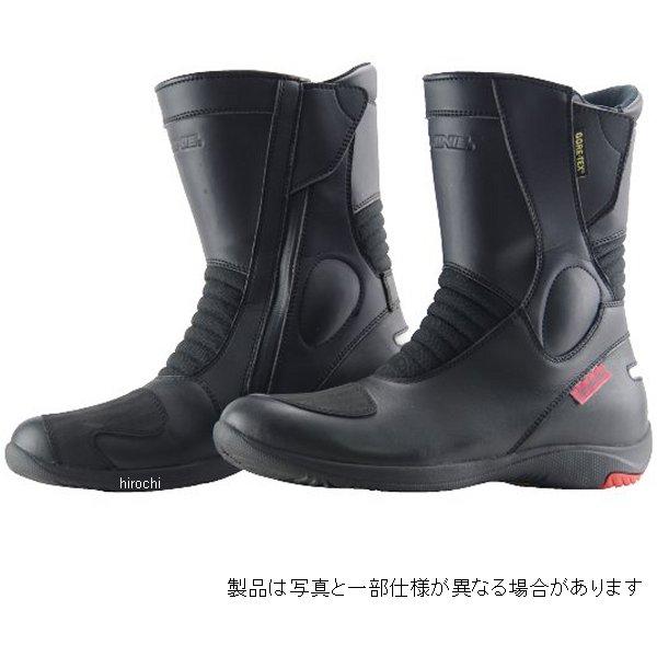 BK-070 コミネ KOMINE ゴアテックス ショートブーツ グランデ ブラック 24.0cm 4560163774935 JP店
