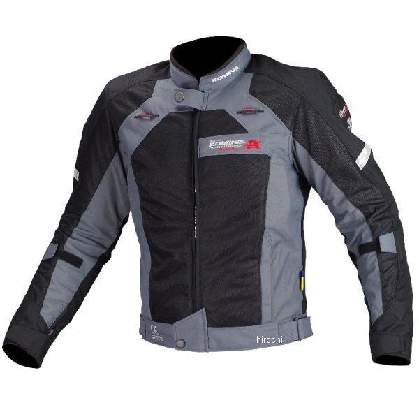 JJ-002 コミネ KOMINE 春夏モデル エアストリームメッシュジャケット 黒 3XLサイズ 4573325731905 JP店