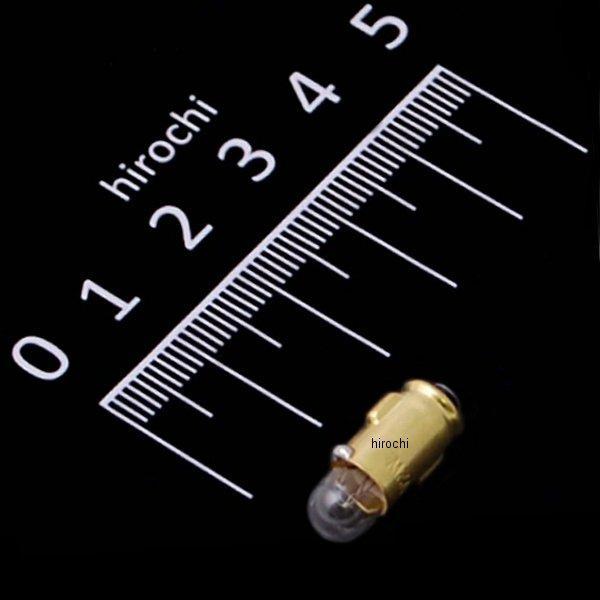【メーカー在庫あり】 MH マツシマ 口金シングル球 12V2W メーター/ポジション球 (クリアー) (1個売り) 1P7614 JP店