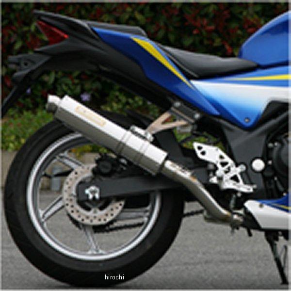 モリワキ ZERO RACING スリップオンマフラー 11年-13年 CBR250R ステンレス 01810-JL1G8-00 JP店