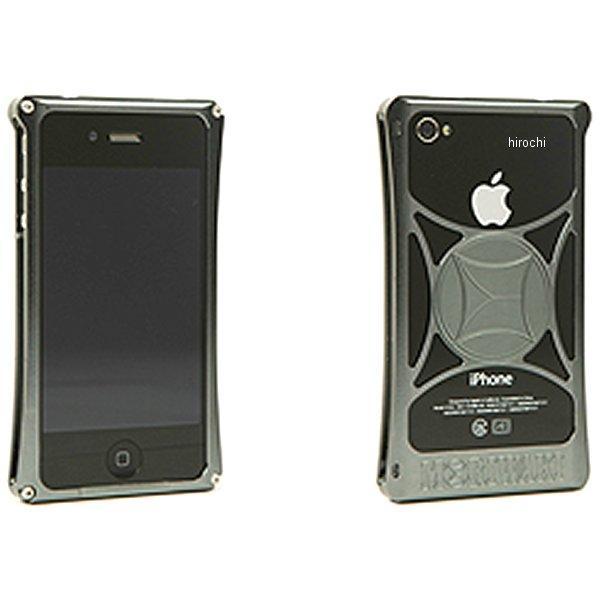 モリワキ iPhone4s、4用 ケース ガンメタル/ガンメタル 710-A01-0077 JP店