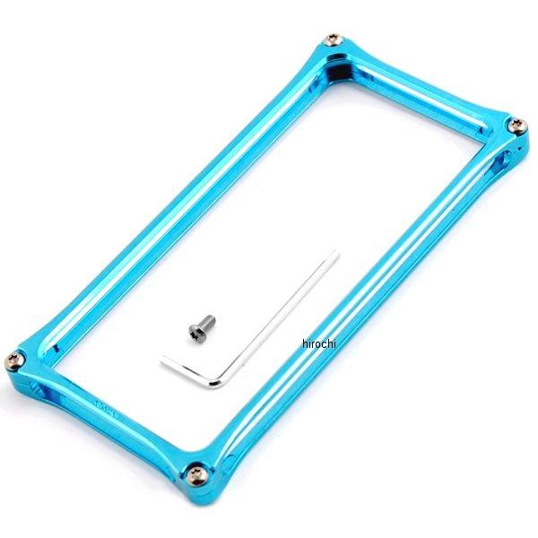 ギルドデザイン ソリッドバンパー iPhone5 ライトブルー GI-222LB JP店