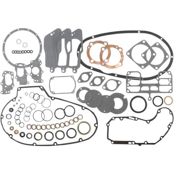 【USA在庫あり】 コメティック COMETIC エンジン コンプリートガスケットキット 57年-71年 XL 900 0934-4654 JP店