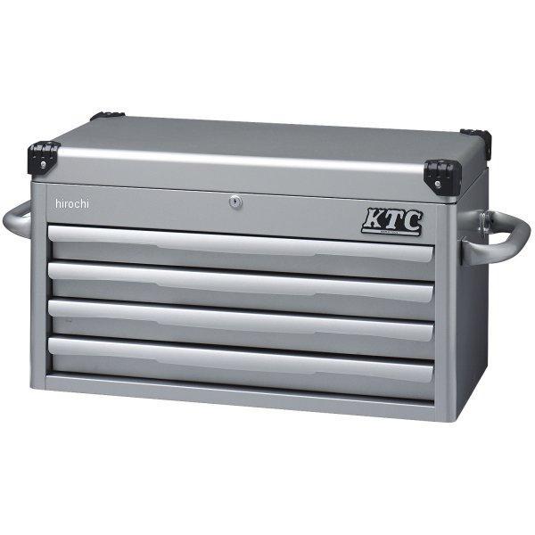 KTC 京都機械工具 トップ チェスト 4段4引出 シルバー EKR-1004-KC JP店