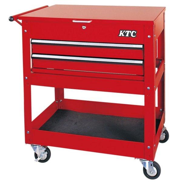 KTC 京都機械工具 【直送】 ワゴン(4段2引出し) W775XD515XH880 SKX2614-KC JP店