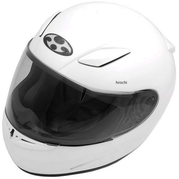 【メーカー在庫あり】 オージーケーカブト OGK Kabuto ヘルメット FF-R3 パールホワイト Sサイズ 4966094477806 JP店