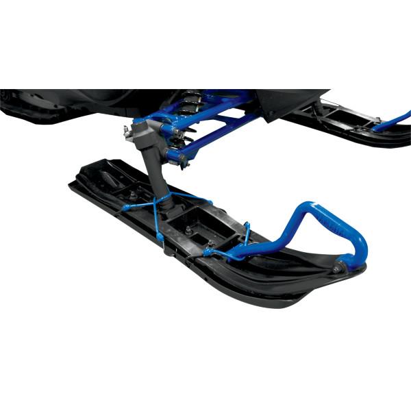 【USA在庫あり】 スキンズ プロテクティブ ギア Skinz Protective Gear スキー ガード 左右ペア 黒 4603-0036 JP