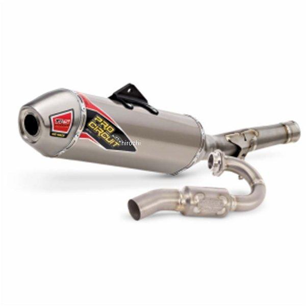 プロサーキット Pro Circuit フルエキゾースト TI-5 12年 KTM250SX-F、EXC-F チタン 1820-1278 JP