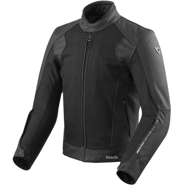 レブイット REVIT レザージャケット イグニッション3 黒 M52サイズ FJL095-0010-M52 JP店