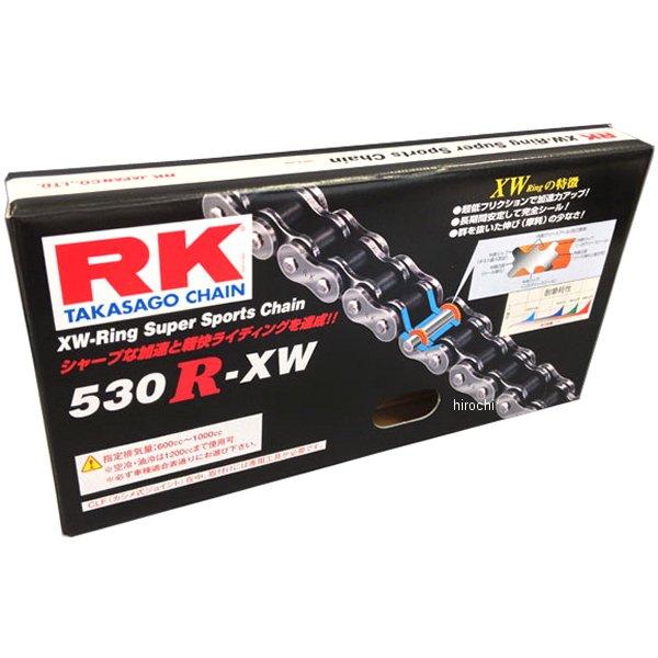 【メーカー在庫あり】 RKジャパン 530R-XW-130 スタンダードシリーズ チェーン (130L) 530RXW130 JP店