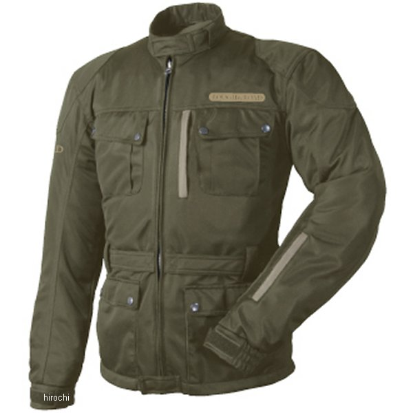 ラフ&ロード トレックメッシュジャケット オリーブ XLサイズ RR7327OV5 JP店