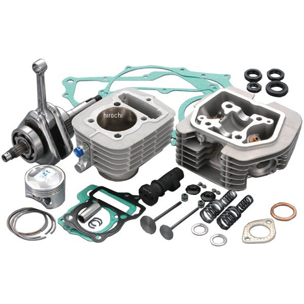 シフトアップ ベーシック ボアストロークアップキット エイプ100、XR100、NSF100 BA125cc 201021-10 JP店