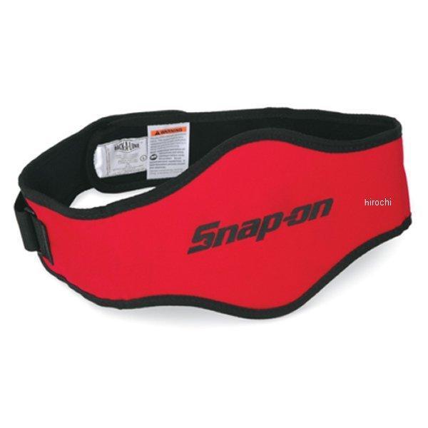 スナップオン Snap-on 腰痛防止サポートベルト レッド サイズXXL BACK1XXL JP店