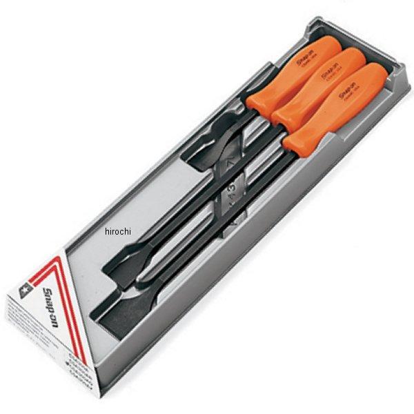 スナップオン Snap-on 硬質カーボンスクレーパー オレンジ 3本セット CSA300AO JP店