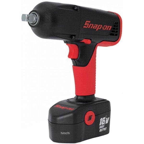 スナップオン Snap-on スライドオンバッテリー ピンドアンビル コードレス インパクトレンチ 1/2インチ ドライブ 18ボルト (米国) CT6850P JP店