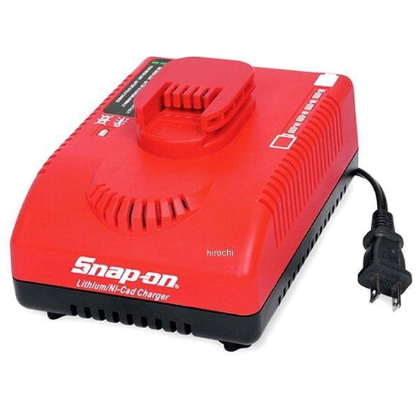 スナップオン Snap-on スライドオンスタイル リチウム バッテリーチャージャー 18VDC (イギリス) CTCFU620 JP店