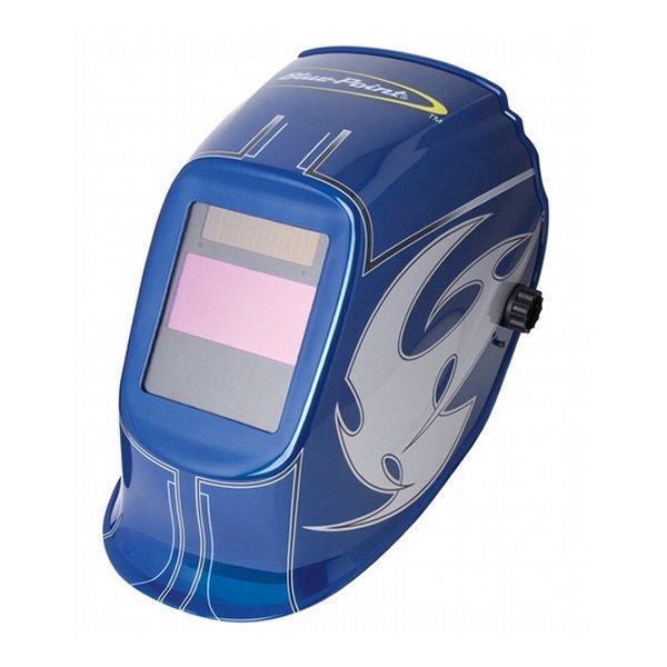 【USA在庫あり】 スナップオン Snap-on ブルーポイント アジャスタブル オート暗色化 調整 溶接 ヘルメット YA4602 JP店