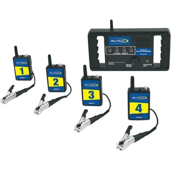 スナップオン Snap-on エレクトロニック異音検出器 (欧州車バージョン) YAH6890KT JP店