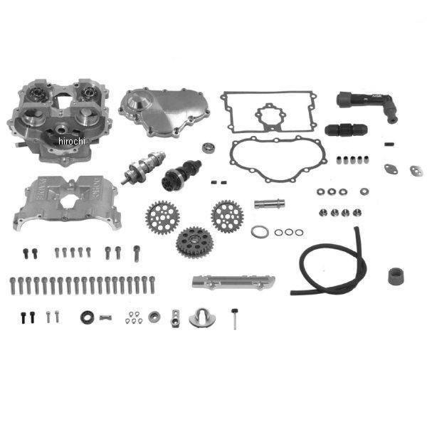 SP武川 DOHC 4V+D シリンダーヘッドキット (オートデコンプレッション/D10/10カム) 01-03-6029 JP店