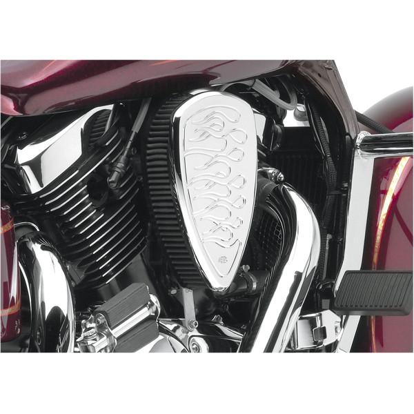 【USA在庫あり】 バロン BARON エアクリーナーキット 02年-08年 VTX1800 フレイム 1010-0656 JP店
