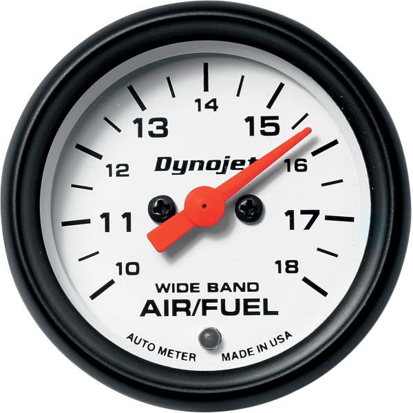 【USA在庫あり】 ダイノジェット Dynojet 空燃比メーター BMW(パワーコマンダー装着車)用 直径2インチ 白 1020-0158 JP店