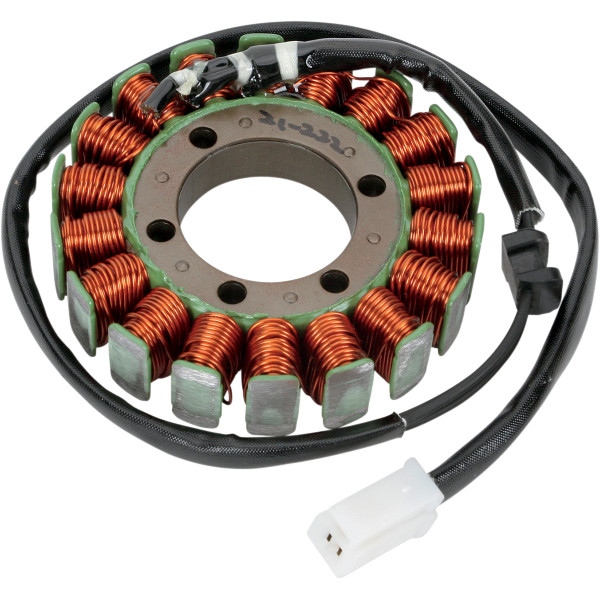 【USA在庫あり】 Rick's Motorsport Electrics オルタネーターステーター 05年-06年 ニンジャ ZX-6RR 2111-0103 JP店