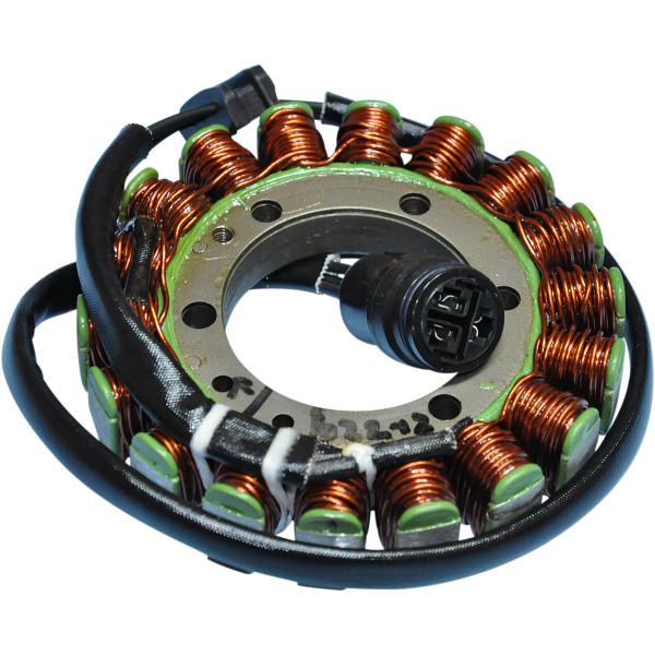 【USA在庫あり】 Rick's Motorsport Electrics オルタネーターステーター 00年-02年 ニンジャ ZX-6R 2112-0245 JP店
