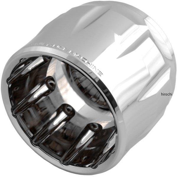 【USA在庫あり】 パフォーマンスマシン 4インチ エンド キャップ バンス用 TECH10 クローム PM3402 JP