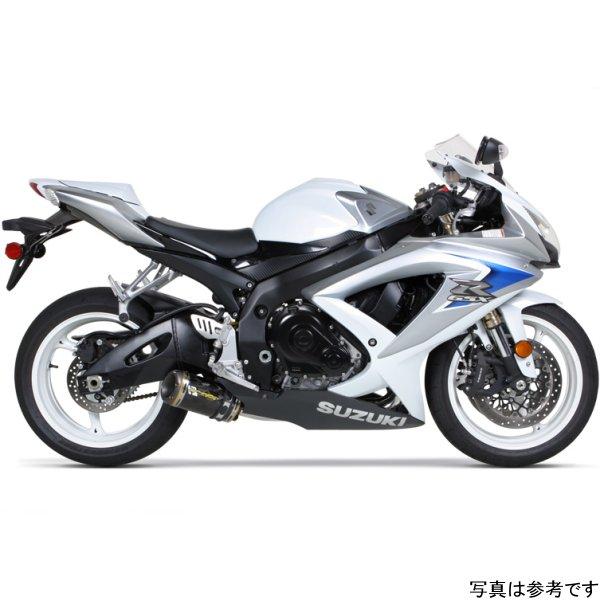 【USA在庫あり】 ツーブラザーズレーシング フルエキゾースト ブラックシリーズ M-2 08年-10年 GSX-R600、GSX-R750 アルミ 594211 JP