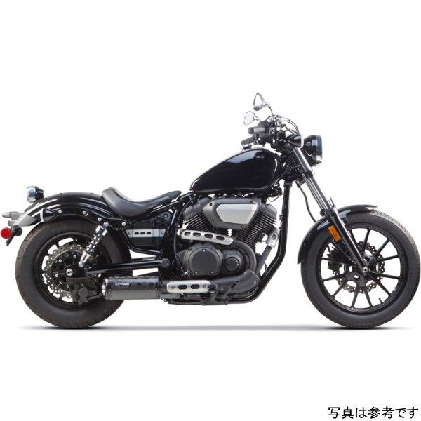 【USA在庫あり】 ツーブラザーズレーシング スリップオンマフラー ブラックシリーズ M-2 14年以降 ボルト アルミ 594645 JP