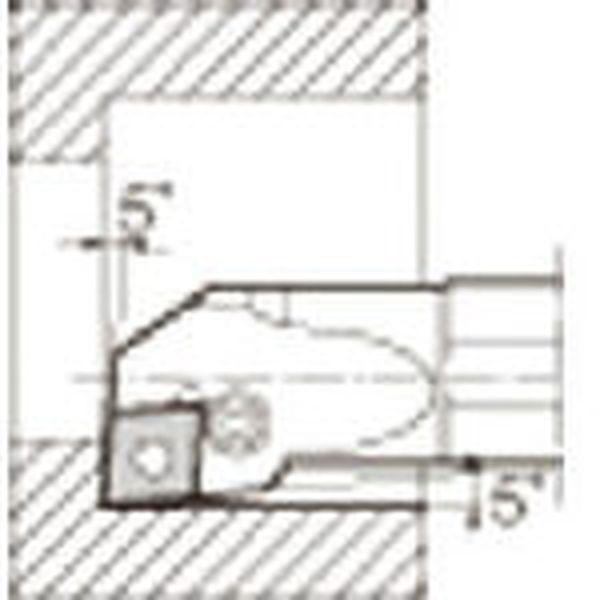 【メーカー在庫あり】 S16MPCLNL0920 京セラ(株) 京セラ 内径加工用ホルダ S16M-PCLNL09-20 JP店