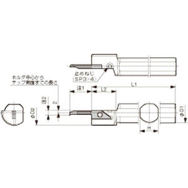 【メーカー在庫あり】 S25QSVNR12XN 京セラ(株) 京セラ 内径加工用ホルダ S25Q-SVNR12XN JP店