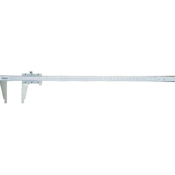 【メーカー在庫あり】 (株)ミツトヨ ミツトヨ 長尺ノギス1000mm C100 JP
