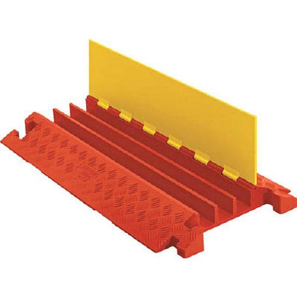 【メーカー在庫あり】 CHECKERS社 CHECKERS ラインバッカー ケーブルプロテクタ 重量型 電線3本 CP3X225-Y/O JP
