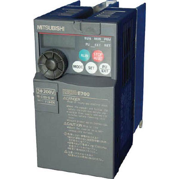 【メーカー在庫あり】 FRE7200.4K 三菱電機(株) 三菱電機 汎用インバータ FREQROL-E700シリーズ FR-E720-0.4K JP