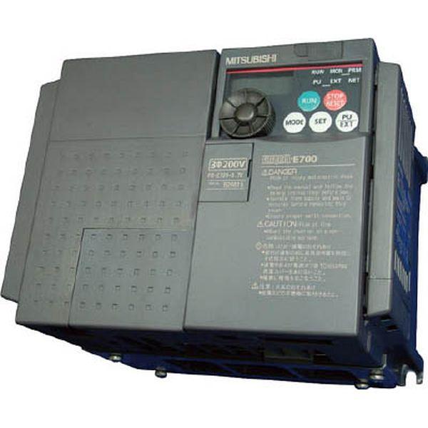 【メーカー在庫あり】 FRE7203.7K 三菱電機(株) 三菱電機 汎用インバータ FREQROL-E700シリーズ FR-E720-3.7K JP