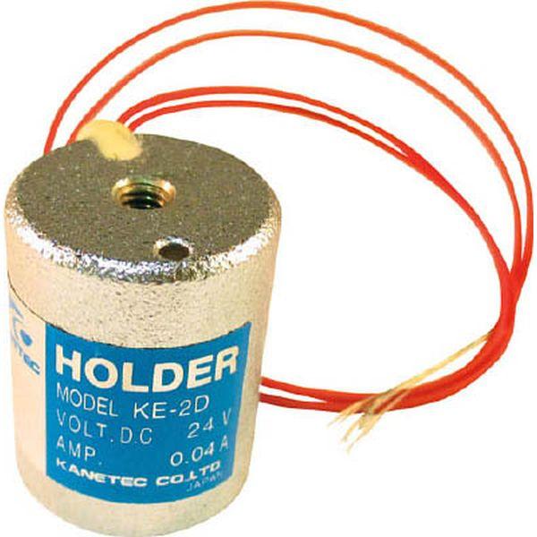 【メーカー在庫あり】 カネテック(株) カネテック 薄形電磁ホルダー KE-2D JP