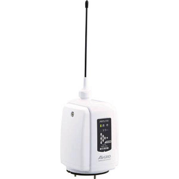 【メーカー在庫あり】 (株)パトライト パトライト ワイアレスコントロールユニット受信機タイプ白 PWS-RH-W JP