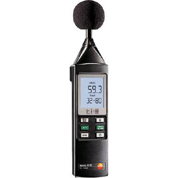 (株)テストー テストー デジタル騒音計 TESTO816 JP