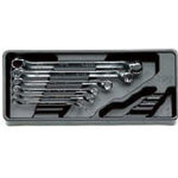 【メーカー在庫あり】 京都機械工具(株) KTC めがねレンチセット[6本組] TM506 JP