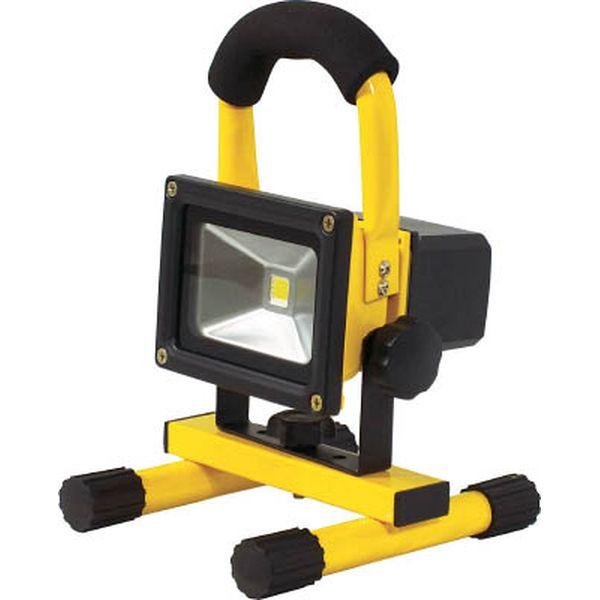 【メーカー在庫あり】 日動工業(株) 日動 充電式LEDライトチャージライトミニ BAT-10W-L1PS-Y JP
