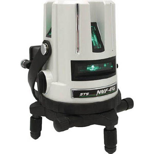 【メーカー在庫あり】 STS(株) STS グリーンレーザー墨出器 NMF-41G NMF-41G JP
